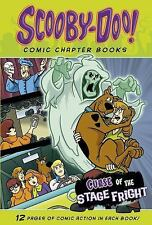 Curse of the Stage Fright (Scooby-Doo Comic Chapter Books)-ExLibrary