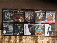 Lot of 10 HD DVD - Pan's Labyrinth, Serenity, Constantine, Shaun of the Dead..