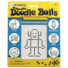 Magnetic Doodle Balls toy autism adhd fidget fine motor occupational therapy