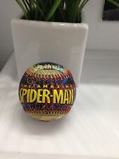 ⭐️Rare & Retired⭐️Marvel's Spiderman Collectible Baseball In COLOR