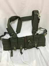 Eagle Industries MPCR Multi-Purpose Split-Front MOLLE Chest Rig OD LE DGLCS