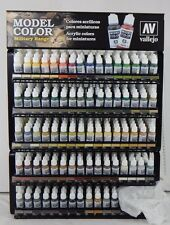 New Vallejo Model Color Acrylic-Colors 17ml Complete Set of 76 Military Range