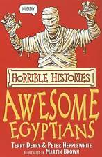 The Awesome Egyptians by Terry Deary, Peter Hepplewhite (Paperback, 2007)