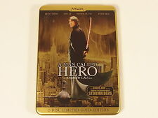 DVD - Gold Edition - Andrew Lau - A Man called Hero - inkl. Stormriders - 2 DVD