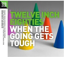 Various Artists - Twelve Inch 80S: When The Going Gets Tough / Various [New CD]