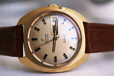 CERTINA DS-2 Automatic 20M Gold Certiday *NOS, approx. 1972*