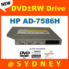 HP AD-7586H DVD±RW Drive/Burner/Writer SATA LS-SM-DL Notebook/Laptop Internal