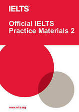 Official IELTS Practice Materials 2 with DVD by University of Cambridge ESOL