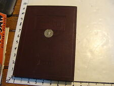 1925 Yearbook The Scarab Chicago Normal School Physical Education Watercolor