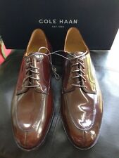 Cole Haan Calhoun Mahogany Leather Oxford Shoes Size 8.5 M