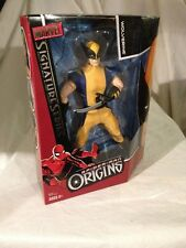 "2006-MARVEL SIGNATURE SERIES -WOLVERINE ORIGINS-MISB-10"" INCH FIGURE-MINT CLEAN"