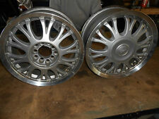 "15 x 6.5""  M/3  CUSTOM WHEELS, 5 LUG, UNIVERSAL FIT, BACKSET 5 1/4"""