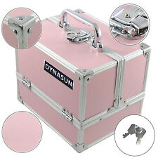 Beauty Case Make Up Nail Art DynaSun BS35 RosaPink Valigia Cofanetto Porta Gioie
