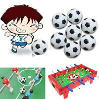 5/10pcs 32mm Plastic Soccer Indoor Table Foosball Ball Football Fussball Replace