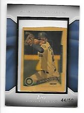 NICK FRANKLIN 2014 TOPPS SILK COLLECTION #48 SERIAL #44/50  FREE COMBINED S/H