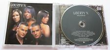 """Liberty X - """"Being Somebody"""" - CD Album - Story Of My Life - Being Nobody"""