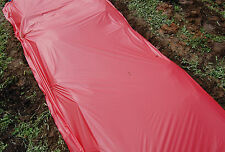 Red Plastic Mulch 4 ft x 50 ft Tomato Eggplant Peppers