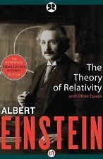 The Theory of Relativity : And Other Essays by Albert Einstein (2015, Paperback)