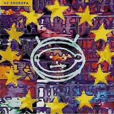 U2 - Zooropa POLYGRAM RECORDS CD 1993 (743211537124)