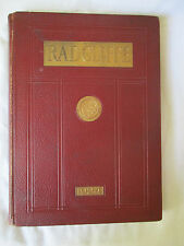 RADCLIFFE COLLEGE CAMBRIDGE MA 1924 YEARBOOK