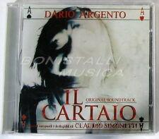 IL CARTAIO - COLONNA SONORA Claudio Simonetti - CD Sigillato