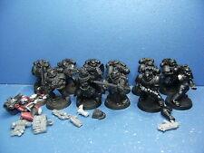 10 taktische Marines + Captain + Apothecarius der Space Marines