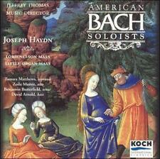 American Bach Soloists:  Joseph Haydn:  Lord Nelson Mass / Little Organ-Mass 199