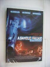 A SANGUE FREDDO BEYOND HYPOTHERMIA - DVD PAL SIGILLATO - WU CHIEN-LIEN