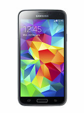 Samsung  Galaxy S5 Mini Samsung Galaxy S5 - 16GB - Charcoal Black (Ohne...