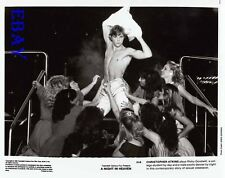 Christopher Atkins barechested VINTAGE Photo A Night In Heaven