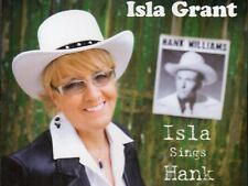 ISLA GRANT - SINGS HANK - CD  - NEW