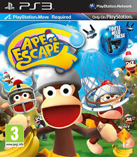 Ape Escape ~ PS3 Move Game (in Great Condition)