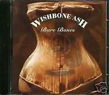 Wishbone Ash Bare Bones CD NEW SEALED 1999 Acoustic