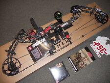 "PSE BRUTE FORCE  R/H 60/ 70# 25-31"" DRAW RIGHTHAND SW camo DROP a WAY"