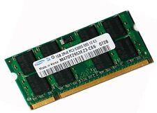 1GB Samsung 2Rx8 DDR2 SO DIMM 667 Mhz PC2-5300S Notebook Speicher  RAM Laptop
