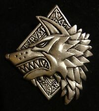 40k Space Wolf chapter pin