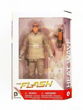 DC Collectibles Flash TV Series Heat Wave Action Figure
