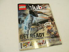 LEGO CLUB magazine November December 2016 Star Wars Rogue One LEGOLAND coupons
