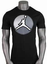 NIKE Air Jordan Retro 8 Always Reppin' T-Shirt sz XL X-Large Blk Branded Circles