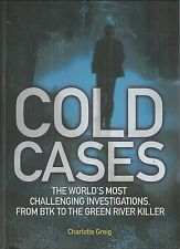 Cold Cases Charlotte Creig very good hardcover