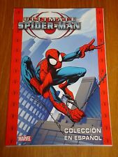 SPIDERMAN ULTIMATE COLLECTION 1 MARVEL PREMIERE SPANISH TEXT 9780785130246