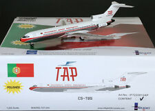 TAP Air Portugal B727-200A (CS-TBS) Word Tail Inflight200 1:200 IF7220812BP