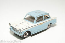 DINKY TOYS 189 TRIUMPH HERALD BLUE WHITE GOOD CONDITION