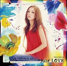 Just Love Kana Nishino CD