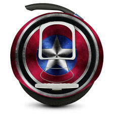 Pop Skin Decal Stickers for Ninebot One E E+ Pro Avengers Captain America Shield