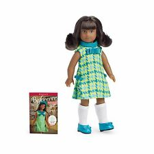 New American Girl Melody Ellison Mini Doll Beforever with Mini Book 2016 INSTOCK