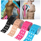 1 Roll 5m * 5cm Kinesiology Muscles Sports Care Elastic Physio Therapeutic Tape