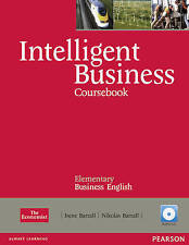 Intelligent Business Elementary Coursebook/CD Pack, Irene Barrall