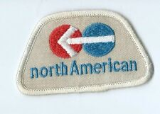 North American Van Lines driver patch 1-7/8 X 3-1/4  #311