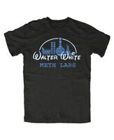 Walther White Meth Labs HerrenTShirtschwarz Breaking Bad Crystal Meth Los Pollos